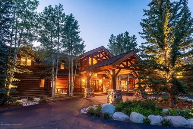 199 Eagle Park Drive, Aspen, CO 81611 (MLS #170319) :: Aspen Snowmass | Sotheby's International Realty