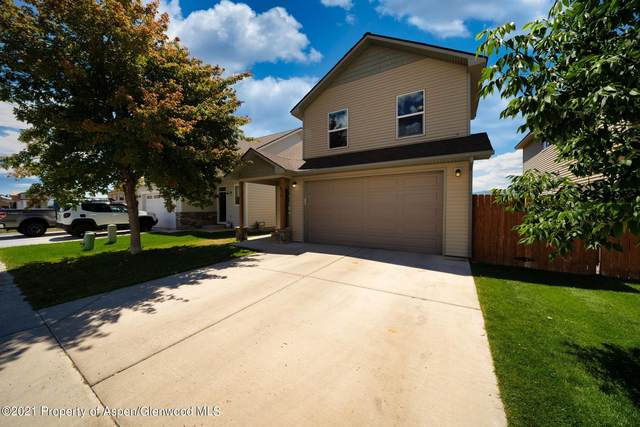 975 E 17th Street, Rifle, CO 81650 (MLS #170343) :: Western Slope Real Estate