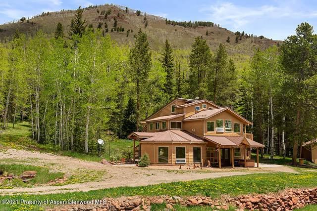 1679 Ruedi Creek Road, Basalt, CO 81621 (MLS #170361) :: Aspen Snowmass   Sotheby's International Realty