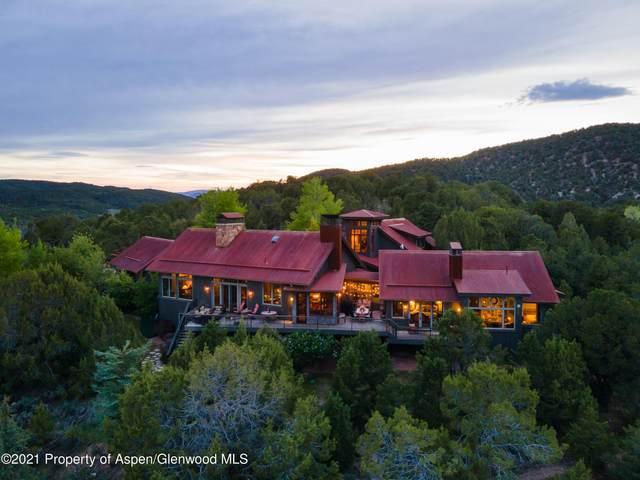 1537 Eby Creek Road, Eagle, CO 81631 (MLS #170366) :: Roaring Fork Valley Homes