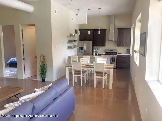 2550 Hwy 82 D208, Glenwood Springs, CO 81601 (MLS #170370) :: Roaring Fork Valley Homes