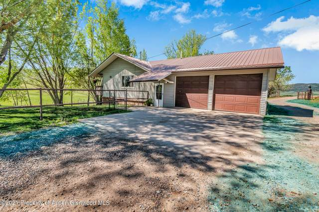 1972 County Road 36, Meeker, CO 81641 (MLS #170374) :: Roaring Fork Valley Homes