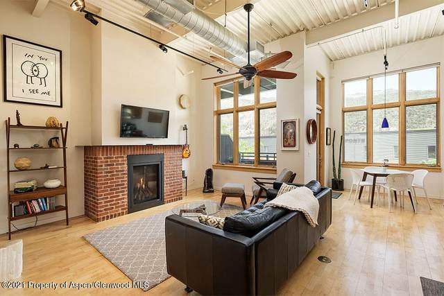 231 Robinson Street #230, Basalt, CO 81621 (MLS #170385) :: Roaring Fork Valley Homes