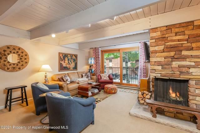901 E Hyman Avenue #4, Aspen, CO 81611 (MLS #170391) :: Aspen Snowmass   Sotheby's International Realty