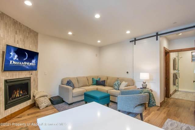 501 W Main Street A103, Aspen, CO 81611 (MLS #170394) :: Aspen Snowmass | Sotheby's International Realty