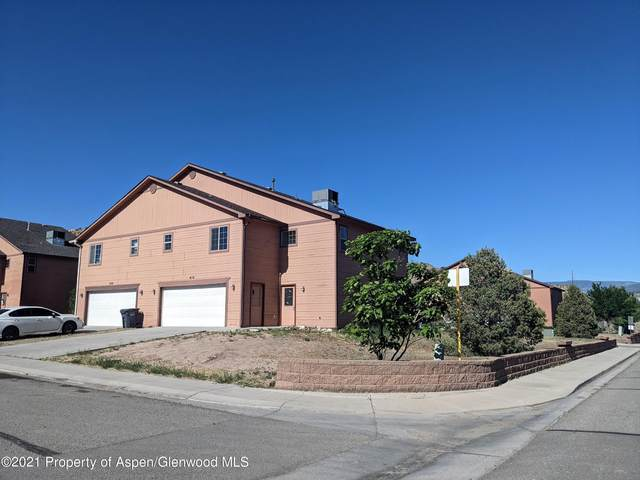 416 Charles Avenue, De Beque, CO 81630 (MLS #170398) :: Roaring Fork Valley Homes
