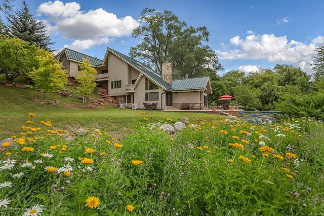 1350 Lower River Road, Snowmass, CO 81654 (MLS #170400) :: Roaring Fork Valley Homes