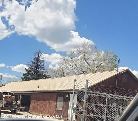 350 Tucker Street, Craig, CO 81625 (MLS #170401) :: Aspen Snowmass   Sotheby's International Realty