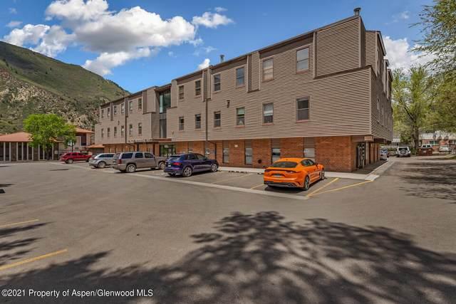 401 23rd Street #204, Glenwood Springs, CO 81601 (MLS #170403) :: Roaring Fork Valley Homes