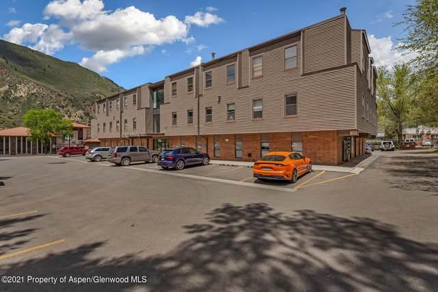 401 23rd Street #205, Glenwood Springs, CO 81601 (MLS #170406) :: Roaring Fork Valley Homes