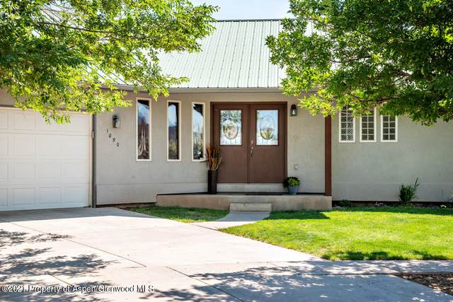 1090 Hickory Drive, Rifle, CO 81650 (MLS #170417) :: Western Slope Real Estate