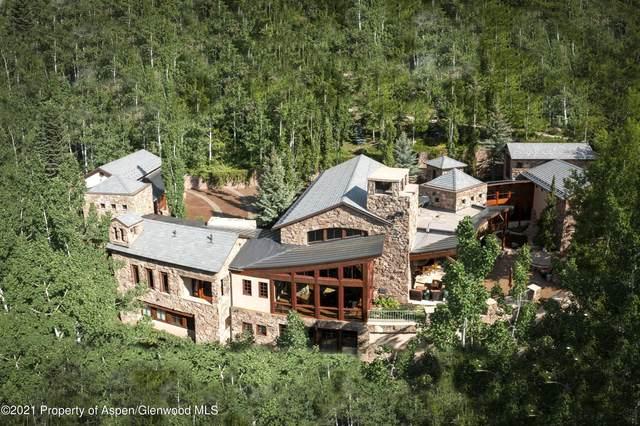 170 Falcon Road, Aspen, CO 81611 (MLS #170420) :: Roaring Fork Valley Homes