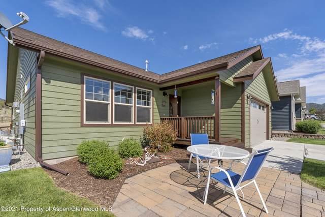 164 N Wildhorse Drive, New Castle, CO 81647 (MLS #170441) :: Western Slope Real Estate