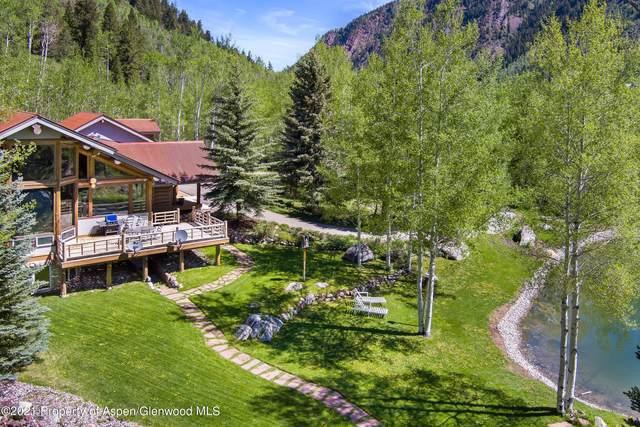 303 Conundrum Creek Road, Aspen, CO 81611 (MLS #170446) :: Roaring Fork Valley Homes