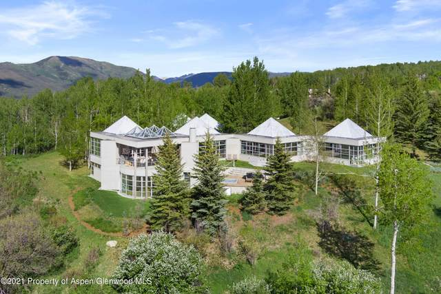 821 Cluny Road, Aspen, CO 81611 (MLS #170452) :: Roaring Fork Valley Homes