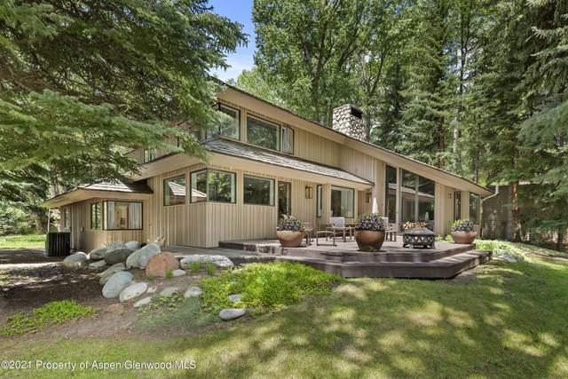 1140 Black Birch Drive, Aspen, CO 81611 (MLS #170459) :: Roaring Fork Valley Homes