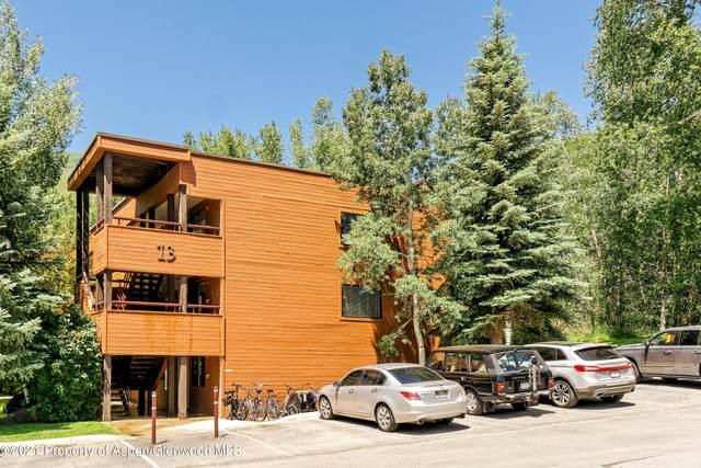 1315 Vine Street, Aspen, CO 81611 (MLS #170463) :: Roaring Fork Valley Homes