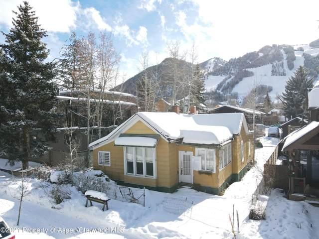 227 E Bleeker Street, Aspen, CO 81611 (MLS #170557) :: Aspen Snowmass   Sotheby's International Realty