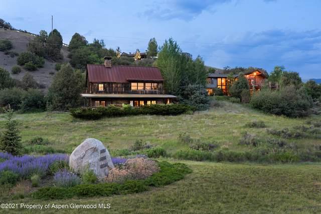 70 Medicine Bow Road, Aspen, CO 81611 (MLS #170589) :: Aspen Snowmass | Sotheby's International Realty