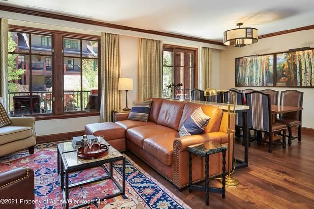 39 Boomerang Road 8211-3, Aspen, CO 81611 (MLS #170612) :: Aspen Snowmass | Sotheby's International Realty