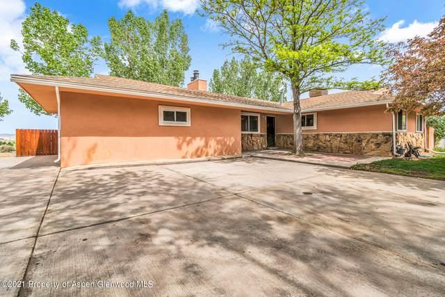 214 Hillcrest Circle, Rangely, CO 81648 (MLS #170616) :: Aspen Snowmass   Sotheby's International Realty