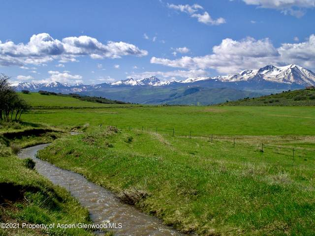tbd Garfield County 113 Road, Carbondale, CO 81623 (MLS #170633) :: Western Slope Real Estate