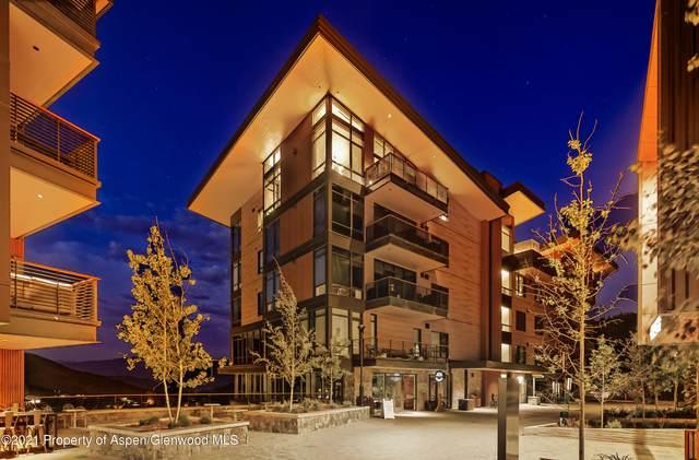 77 Wood Road #801, Snowmass Village, CO 81615 (MLS #170638) :: Western Slope Real Estate