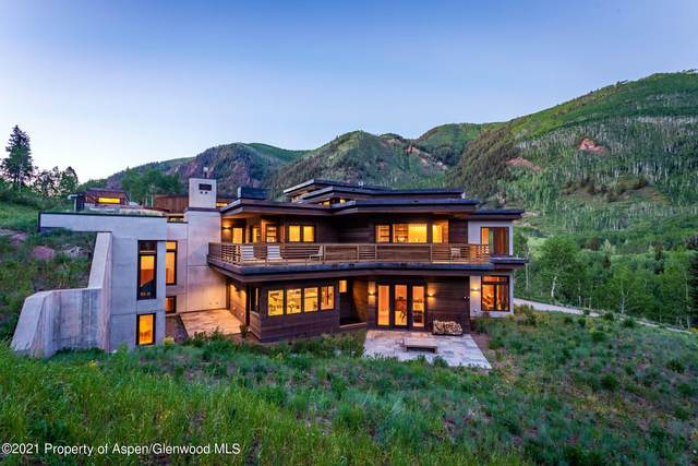 255 Conundrum Creek Road, Aspen, CO 81611 (MLS #170647) :: Aspen Snowmass   Sotheby's International Realty