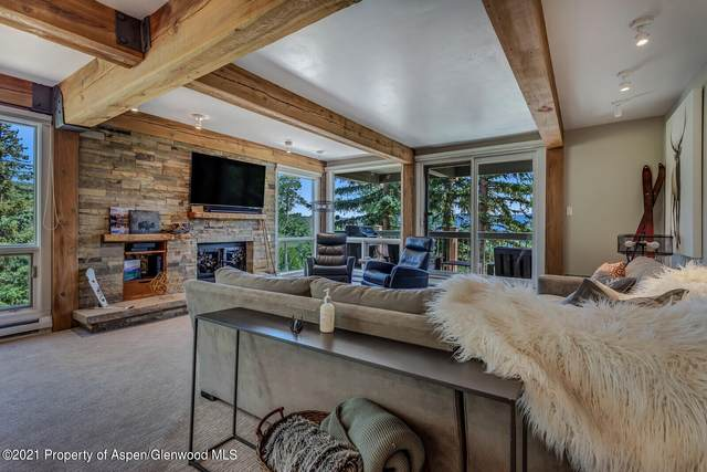 855 Carriage Way #209, Snowmass Village, CO 81615 (MLS #170648) :: Western Slope Real Estate
