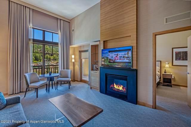 130 Wood Road #821, Snowmass Village, CO 81615 (MLS #170656) :: Western Slope Real Estate