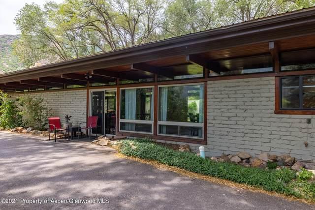 215 County Road 130, Glenwood Springs, CO 81601 (MLS #170666) :: Western Slope Real Estate