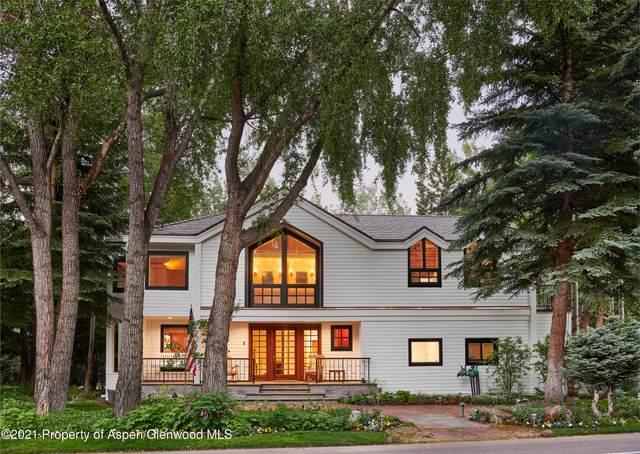 437 W Smuggler Street, Aspen, CO 81611 (MLS #170695) :: Aspen Snowmass   Sotheby's International Realty