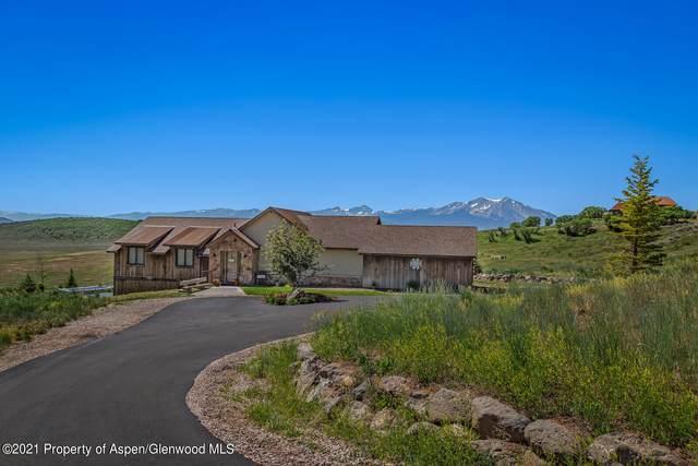 1009 Cattle Creek Ridge Road, Carbondale, CO 81623 (MLS #170705) :: Aspen Snowmass | Sotheby's International Realty