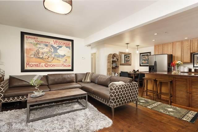 326 Midland Avenue #308, Aspen, CO 81611 (MLS #170791) :: Roaring Fork Valley Homes