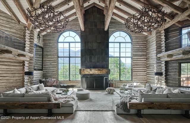 931 N Hayden Drive, Aspen, CO 81611 (MLS #170792) :: Aspen Snowmass   Sotheby's International Realty