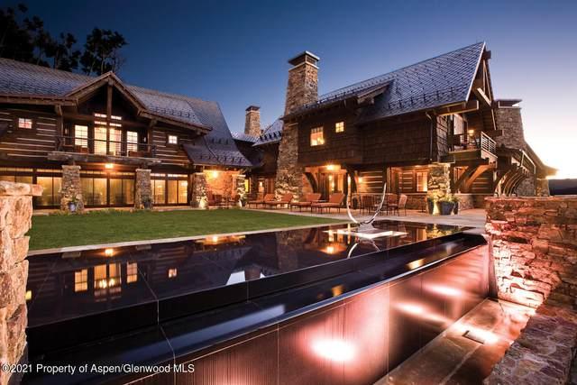 1025 N Starwood Drive, Aspen, CO 81611 (MLS #170798) :: Aspen Snowmass | Sotheby's International Realty