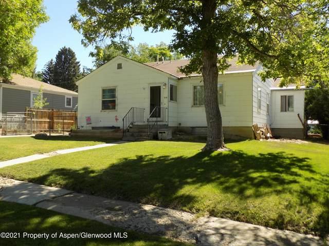919 N Ranney Street, Craig, CO 81625 (MLS #170821) :: The Weber Boxer Group   Douglas Elliman