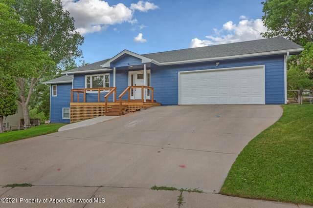 851 Stoneridge Court, Glenwood Springs, CO 81601 (MLS #170854) :: Roaring Fork Valley Homes