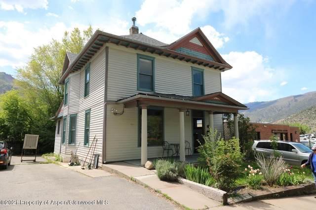 927 Cooper Avenue, Glenwood Springs, CO 81601 (MLS #170863) :: The Weber Boxer Group   Douglas Elliman