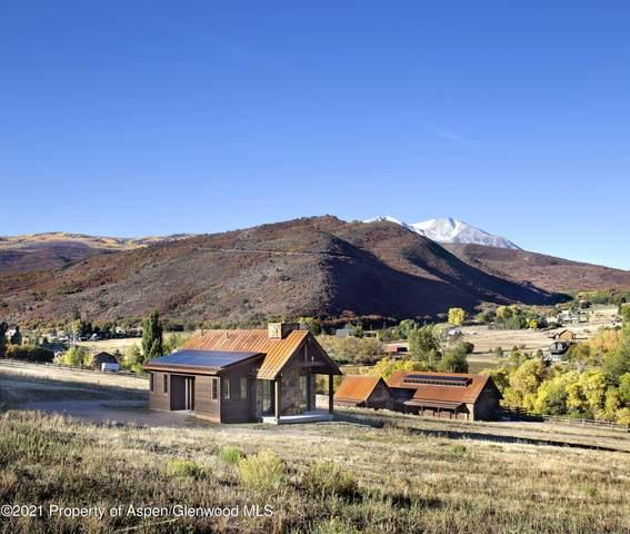 902 & 904 Sopris Creek Road, Basalt, CO 81621 (MLS #170873) :: Aspen Snowmass | Sotheby's International Realty