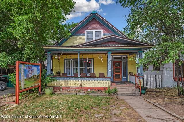 1021 Grand Avenue, Glenwood Springs, CO 81601 (MLS #170882) :: Western Slope Real Estate