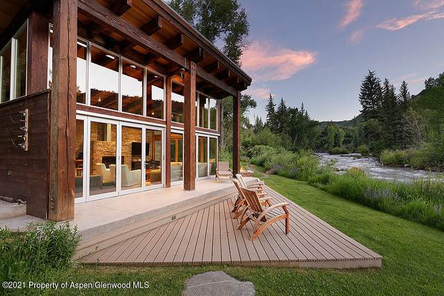 8386 Upper River Road, Woody Creek, CO 81656 (MLS #170909) :: Aspen Snowmass | Sotheby's International Realty