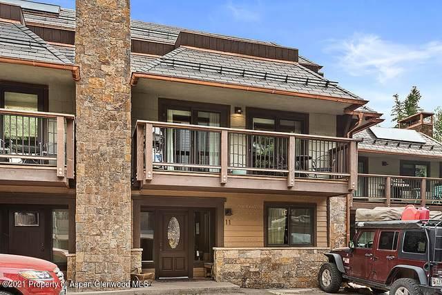650 S Monarch Street #11, Aspen, CO 81611 (MLS #170917) :: The Weber Boxer Group | Douglas Elliman