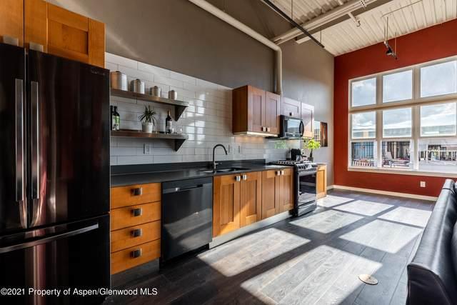 231 Robinson Street #306, Basalt, CO 81621 (MLS #170929) :: Aspen Snowmass | Sotheby's International Realty
