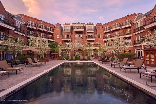 415 E Dean Unit 15, Week 29 Street, Aspen, CO 81611 (MLS #170963) :: Aspen Snowmass   Sotheby's International Realty