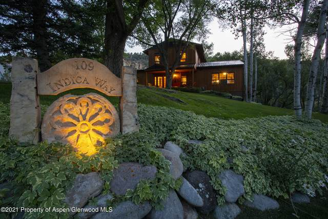 109 Indica Way, Carbondale, CO 81623 (MLS #171015) :: Roaring Fork Valley Homes