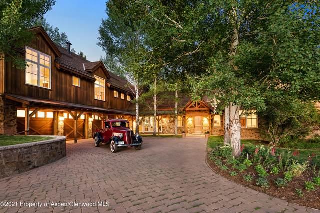 1092 Woody Creek Road, Woody Creek, CO 81656 (MLS #171031) :: The Weber Boxer Group | Douglas Elliman