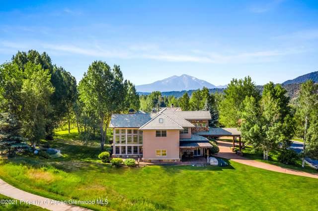 88 River Park Lane, Carbondale, CO 81623 (MLS #171086) :: Aspen Snowmass | Sotheby's International Realty