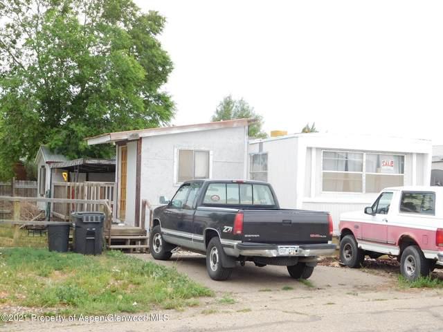2210 W 3rd Street #10, Craig, CO 81625 (MLS #171095) :: Aspen Snowmass   Sotheby's International Realty