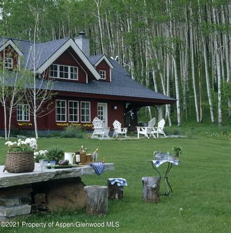 2500 Little Annie Road, Aspen, CO 81611 (MLS #171104) :: Western Slope Real Estate